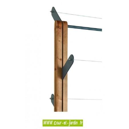 etendoir a linge exterieur bois tendoir linge d 39 ext. Black Bedroom Furniture Sets. Home Design Ideas