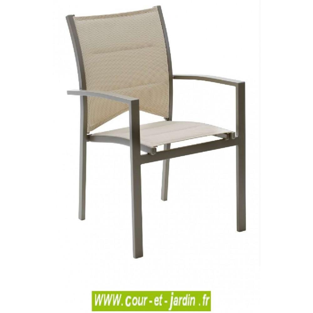 Salon de jardin design, petit Salon de jardin aluminium