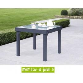 Table de jardin Modulo 4/8 - fermée