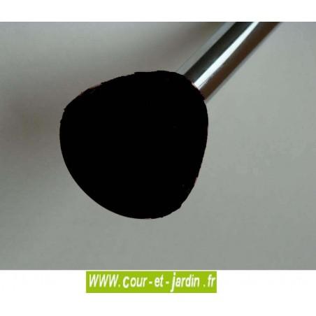 Baby foot  HOME noir de Stella - poignée ronde