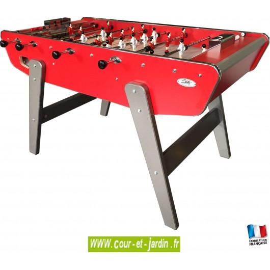 baby foot home rouge stella idem un babyfoot de bar. Black Bedroom Furniture Sets. Home Design Ideas