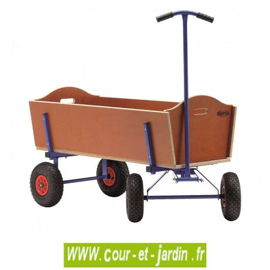 Chariot L Berg Beach Wagon - remorque