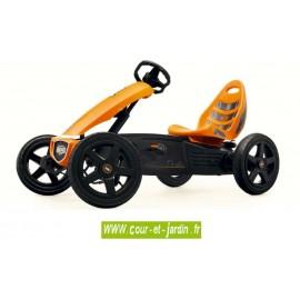 Kart à pédales Berg RALLY Orange - Berg City Compact
