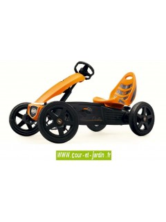 Kart à pédales Berg RALLY  Orange - Berg City Compact