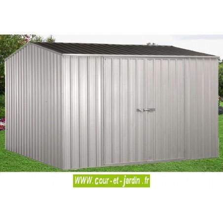 Abri de jardin métal AB3030.02 Absco (300x300)
