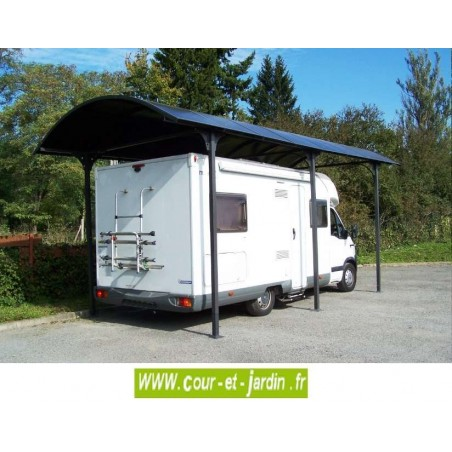 carport camping car alu en kit abri camping car aluminium abris. Black Bedroom Furniture Sets. Home Design Ideas