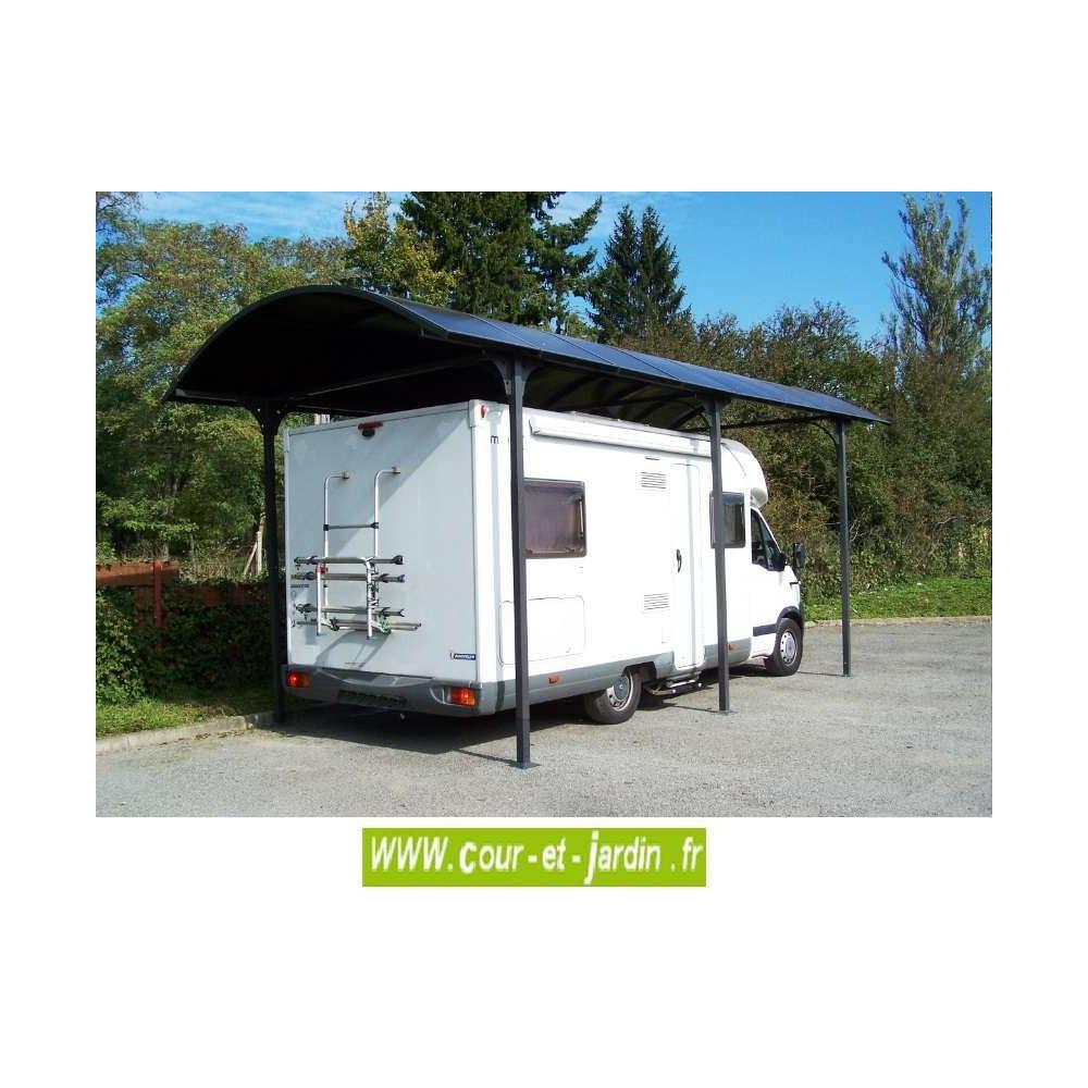 carport camping car alu camping car abri camping car. Black Bedroom Furniture Sets. Home Design Ideas