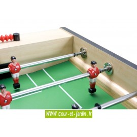 d787ae05b864ff Baby foot Cortes games, de bar, jeu de café Corner, de qualité pro !