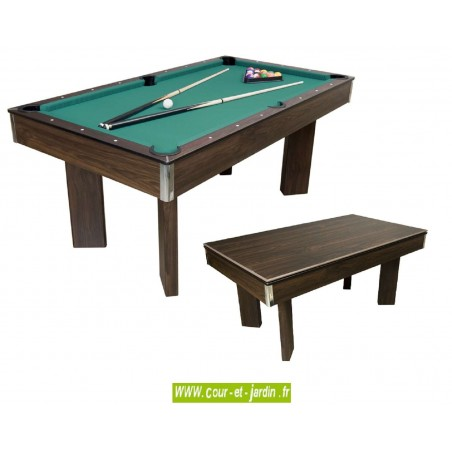 billard falcone plateau transformable table salle a manger. Black Bedroom Furniture Sets. Home Design Ideas