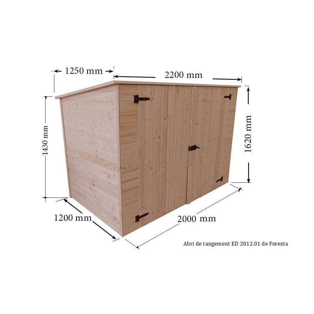Abri de jardin avec plancher, bois, abris, de jardin, avec plancher