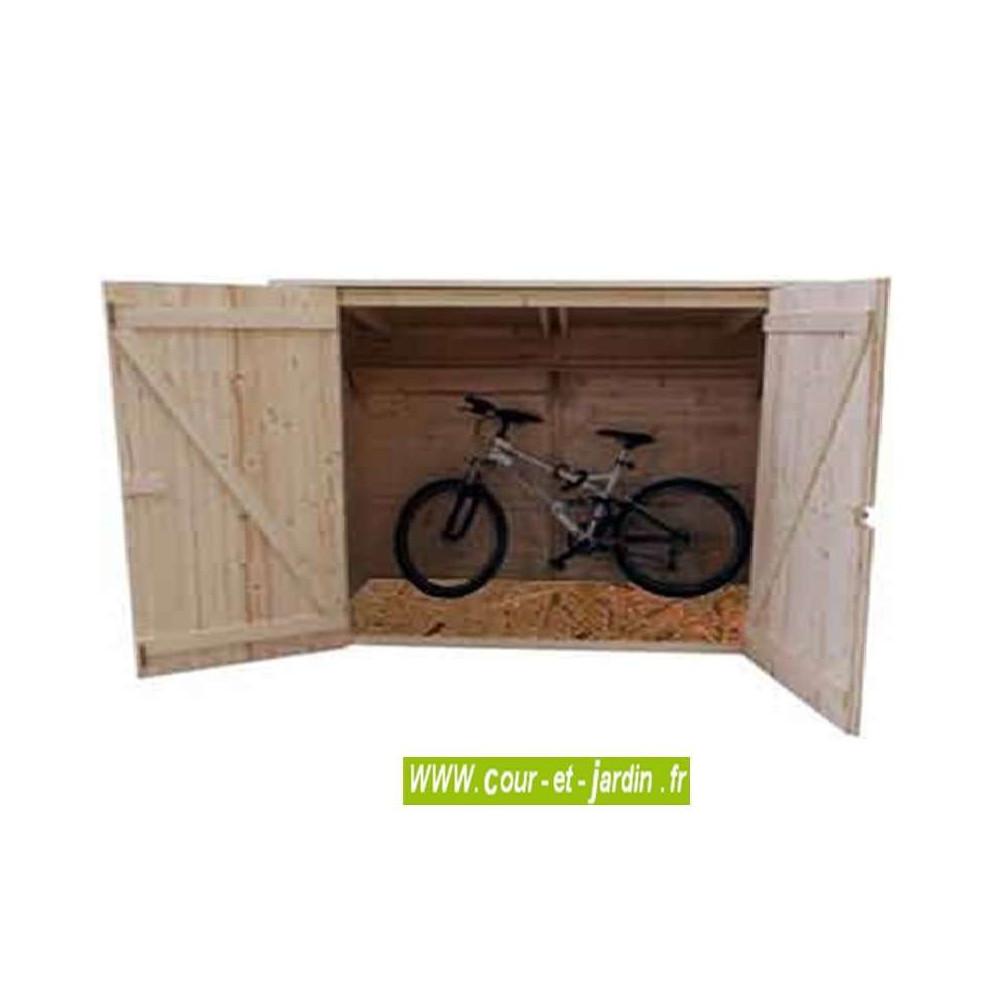 Abri Vélo Pas Cher abri de jardin - vélos avec plancher - abris et rangements