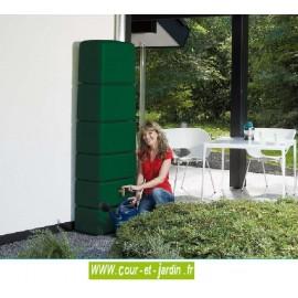 Cuve à eau murale SLIM 300L