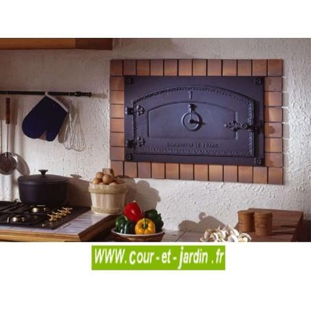 porte de four a pain porte four pain fonte porte de four en fonte. Black Bedroom Furniture Sets. Home Design Ideas