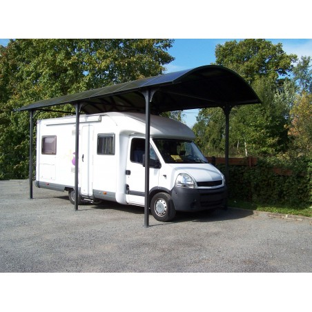 carport camping car alu en kit abri camping car aluminium abris. Black Bedroom Furniture Sets. Home Design Ideas