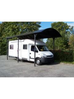 carport camping car alu en kit abri camping car. Black Bedroom Furniture Sets. Home Design Ideas