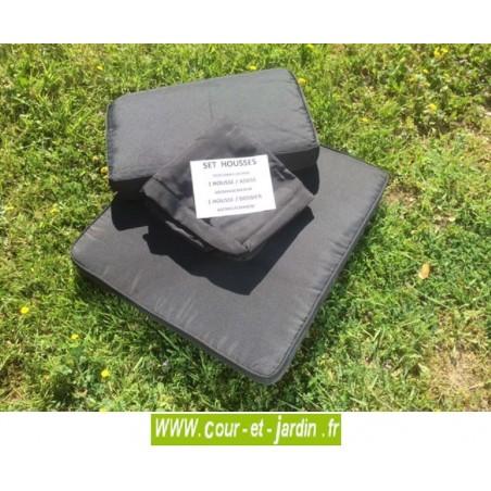 awesome kit housse salon de jardin contemporary seiunkel. Black Bedroom Furniture Sets. Home Design Ideas