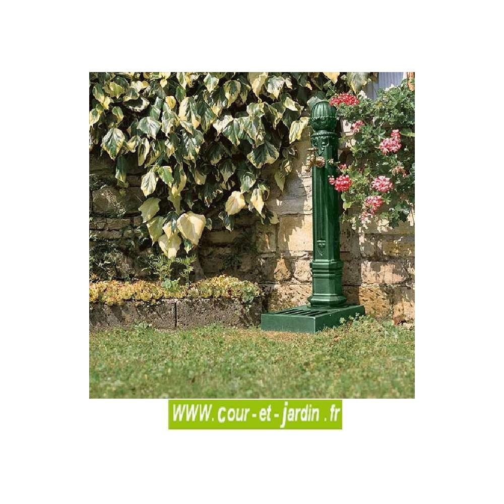 Fontaine dommartin, fontaine en fonte, fonderie dommartin, fontaine ...