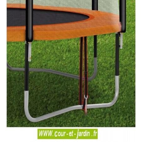 Kit d'ancrage pour trampolines Kangui