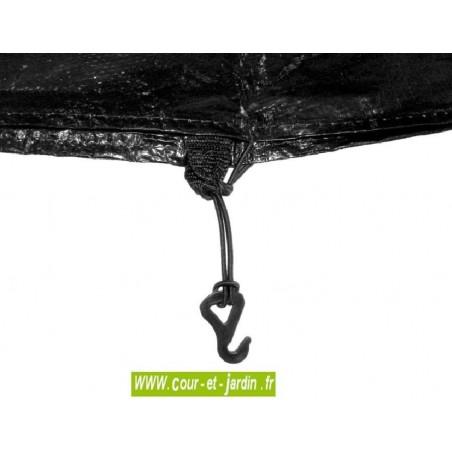 Housse protection pour trampoline Funni  pop 250 de Kangui - accessoires trampolines