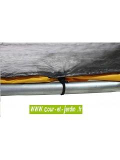 Couverture de protection pour trampoline Funni pop 250 - bâche de trampoline