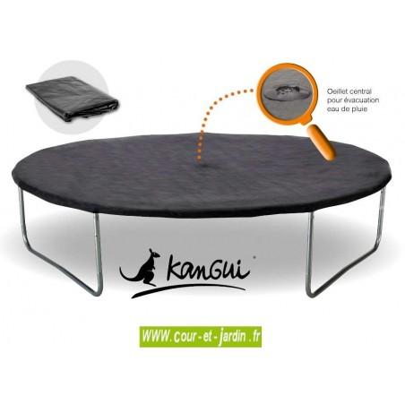 Housse protection pour trampoline Kangui 250 - bâche de trampoline en polypropylène