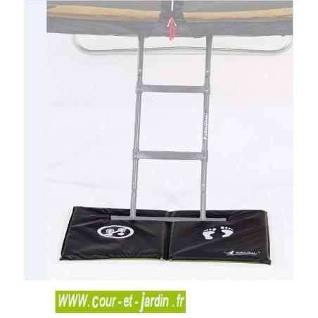 tapis de sol reversible pour trampoline kangui. Black Bedroom Furniture Sets. Home Design Ideas