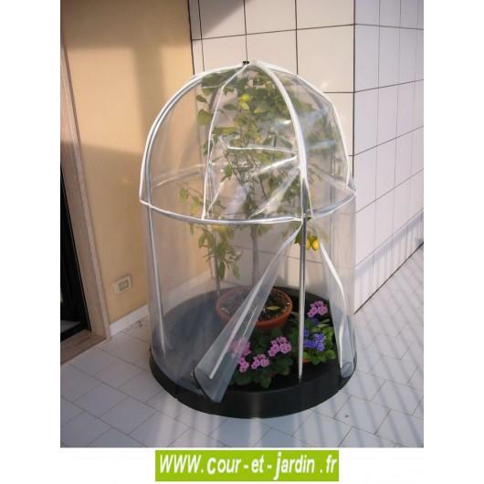 Mini serre de jardin ou balcon Viva