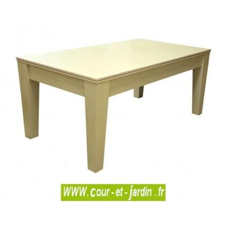 table de billard convertible a plateau pour salle a manger. Black Bedroom Furniture Sets. Home Design Ideas