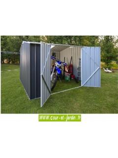 Abri de jardin métallique, Colorbond , ou abri métallique ES-3830-SG