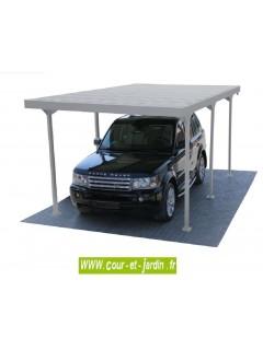 Carport métal, gamme des abris voitures de Duramax  / carport pas cher