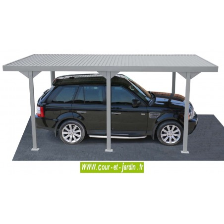 carport metallique m tallique abri voiture pas cher abris voiture metal. Black Bedroom Furniture Sets. Home Design Ideas
