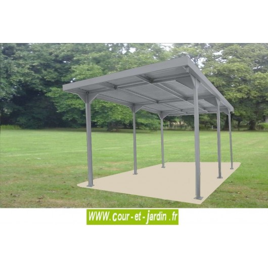 carport voiture abri voiture pas cher m tal carports voitures abris. Black Bedroom Furniture Sets. Home Design Ideas