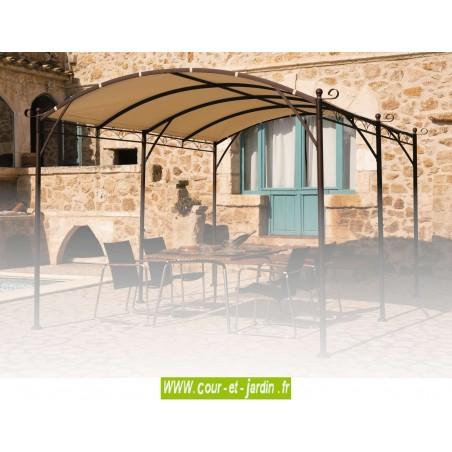 toile tonnelle terrasse tonnelle jardin toile pergola. Black Bedroom Furniture Sets. Home Design Ideas