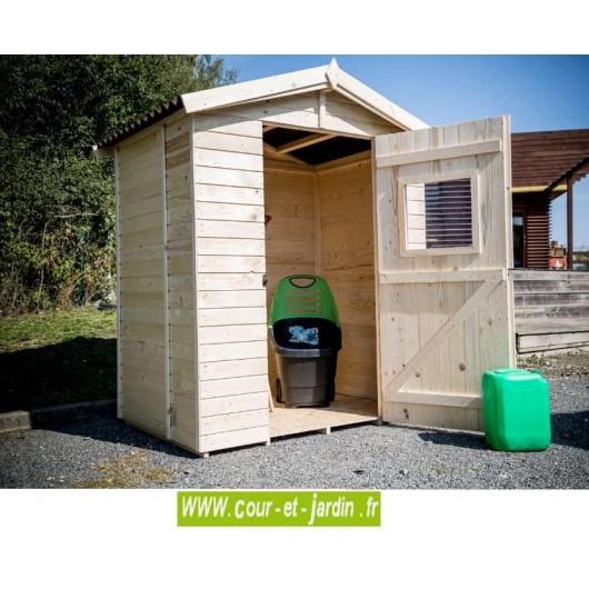abri de jardin bois de rangement petit abris jardin pas cher cabane. Black Bedroom Furniture Sets. Home Design Ideas