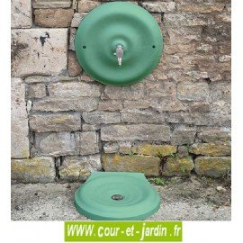 """Mascaron et vasque XL """"Quino"""""""