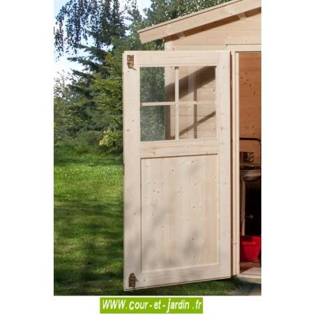 Abri jardin bois, abri jardin en kit, Weka abri jardin, abris, chalet