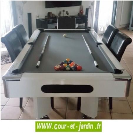 billard convertible table billard portofino cortes. Black Bedroom Furniture Sets. Home Design Ideas