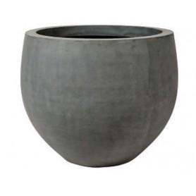 Pot sobre et élégant, en fibre de pierre by Pottery Pots