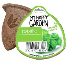 Capsule Prêt à planter : BASILIC
