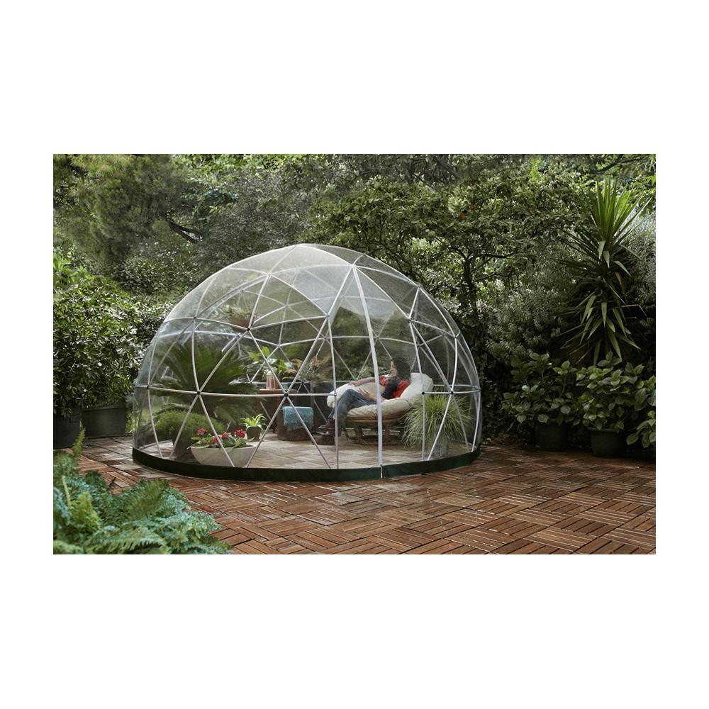 Garden Igloo, Jardin d\'hiver