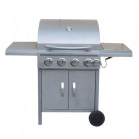 Barbecue 5 brûleurs