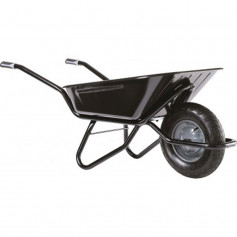 Brouette roue gonflable - 100L