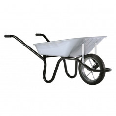 Brouette 1 roue gonflable - 100 l