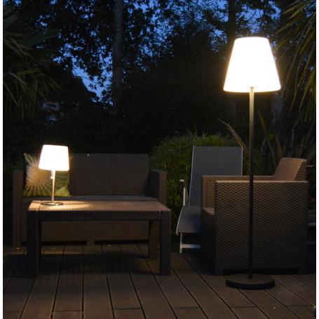 Lampe à Energie Solaire - Hauteur 150cm- Cour & Jardin