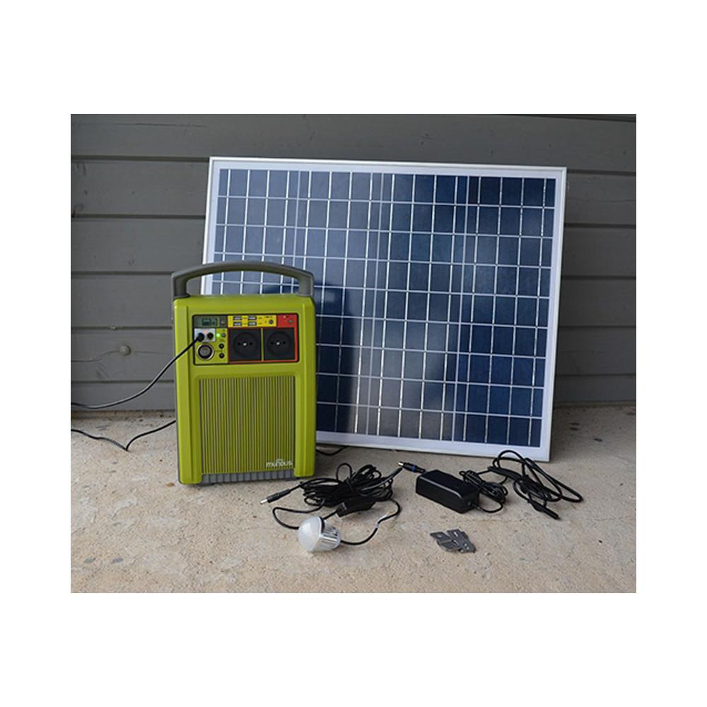 batterie solaire jardin recharger voiture electrique