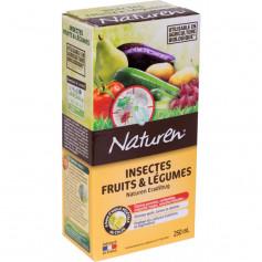 Insectes fruits et legumes