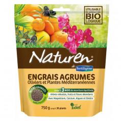 Engrais agrumes, plantes mediterraneennes