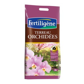 Terreau orchidees