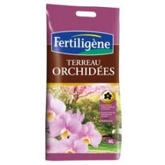 Terreau orchidees
