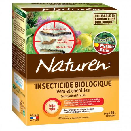 Insecticide biologique vers et chenilles